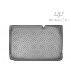 Коврик в багажник Opel Corsa D NPL-P-63-14