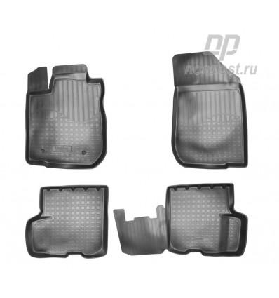 Коврики в салон Renault Logan NPA11-C69-350
