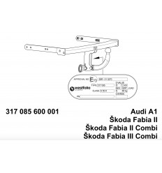 Фаркоп на Audi A1 317113600001