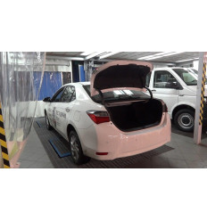 Амортизатор (упор) багажника на Toyota Corolla AB-TY-CL11-00