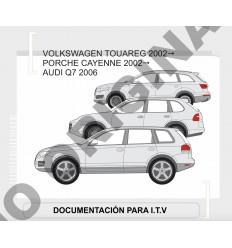 Фаркоп на Volkswagen Touareg E6710AA