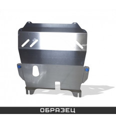 Защита картера на Honda Accord NLZ.18.11.020A