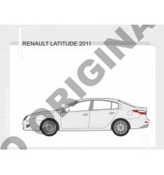 Фаркоп на Renault Latitude E5233AA