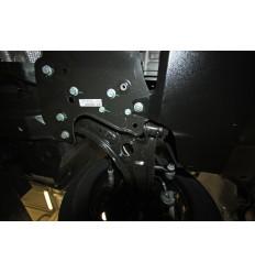 Защита картера на Skoda Superb NLZ.45.12.020