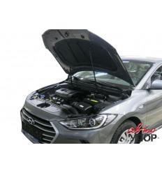 Амортизатор (упор) капота на Hyundai Elantra UHYELA021