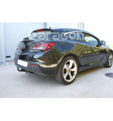 Фаркоп на Opel Astra J E4523AA