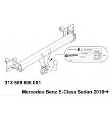 Фаркоп на Mercedes E 313506600001