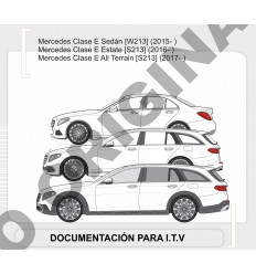 Фаркоп на Mercedes E E4116CA