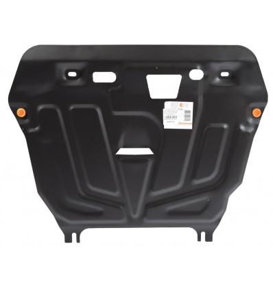 Защита картера двигателя и кпп на Toyota Corolla 09.763.C2