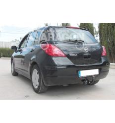 Фаркоп на Nissan Tiida E4421AA