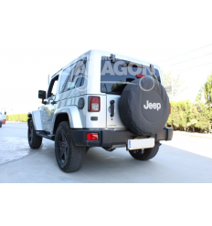 Фаркоп на Jeep Wrangler E2902CS
