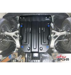 Защита картера Porsche Cayenne 111.05824.2