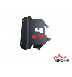 Защита картера и КПП Fiat Doblo 111.01702.2