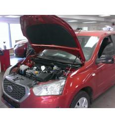 Амортизатор (упор) капота на Datsun on-DO KU-LD-GR00-02
