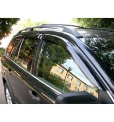 Дефлекторы боковых окон на Volvo XC90 SVOXC900332