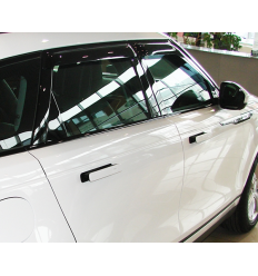 Дефлекторы боковых окон на Land Rover Range Rover Velar SLRRRV1732