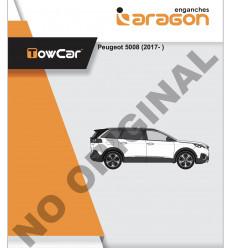 Фаркоп на Peugeot 5008 E4726BA