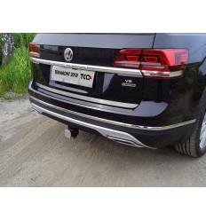 Фаркоп на Volkswagen Teramont TCU00123