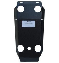 Защита глушителя для Renault Duster 01726