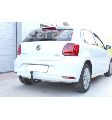 Фаркоп на Volkswagen Polo E5803DV