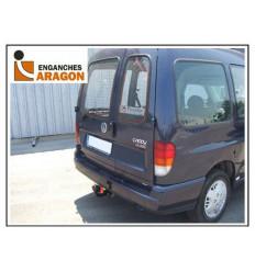 Фаркоп на Volkswagen Caddy E5804AA