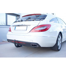 Фаркоп на Mercedes CLS E4127AV
