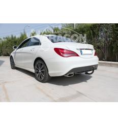 Фаркоп на Mercedes CLA E4123BV