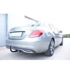 Фаркоп на Mercedes C E4112DV