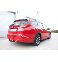 Фаркоп на Honda Civic E2406AA