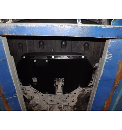 Защита картера двигателя и кпп для Kia Optima 05.846.C2
