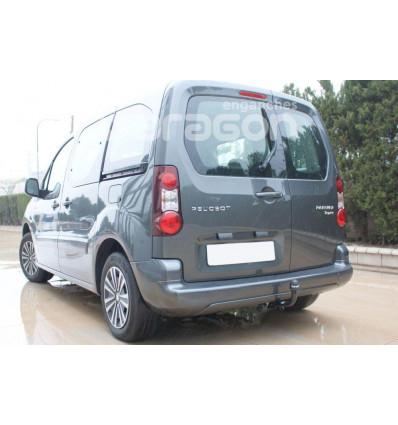 Фаркоп на Peugeot Partner E1212BA