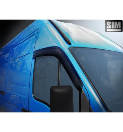Дефлекторы боковых окон на Iveco Daily SIVDAI9932