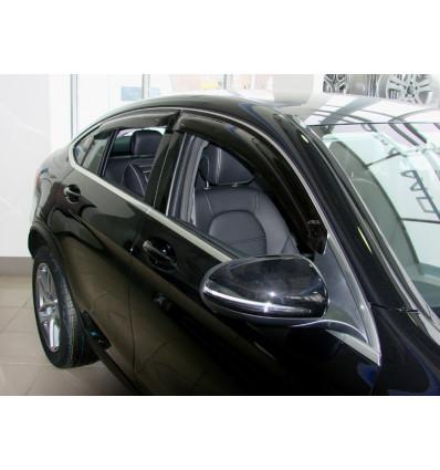 Дефлекторы боковых окон на Mercedes GLC Coupe SMERGLCC1632