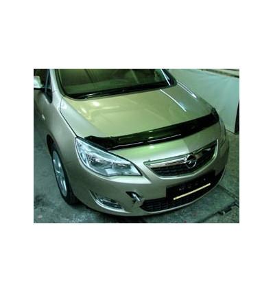 Дефлектор капота (отбойник) на Opel Astra SOPASTH1012