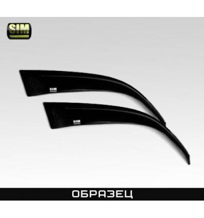 Дефлекторы боковых окон на Opel Corsa SOPCOH30632