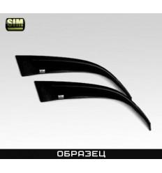 Дефлекторы боковых окон на Renault Kangoo SREKAN0632