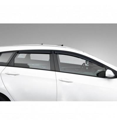 Дефлекторы боковых окон на Hyundai i30 32302004