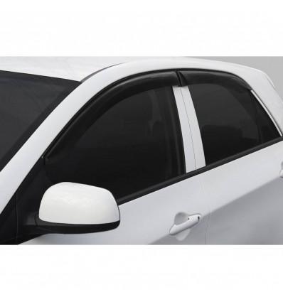Дефлекторы боковых окон на Kia Picanto 32808001