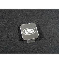Заглушка на фаркоп с логотипом Land Rover TCUZLNDROV1