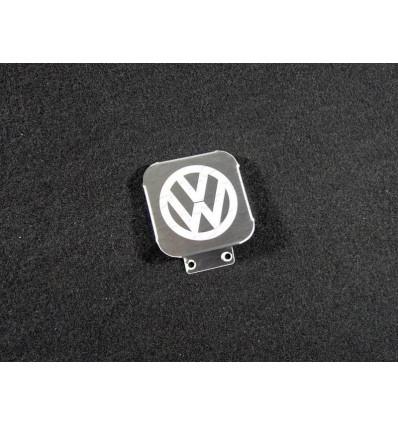 Заглушка на фаркоп с логотипом Volkswagen TCUZVWAG1