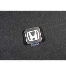 Заглушка на фаркоп с логотипом Honda TCUZHOND1