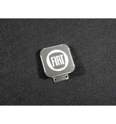 Заглушка на фаркоп с логотипом Fiat TCUZFIAT1