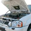 Амортизатор (упор) капота на Nissan NP300 A.ST.4108.1