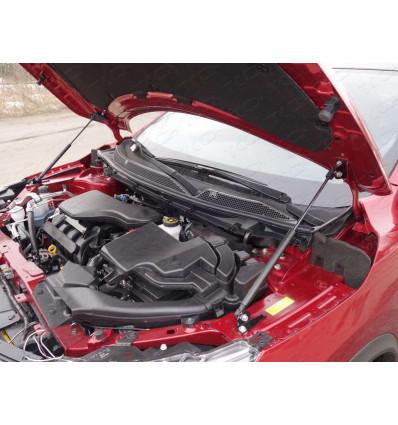 Амортизатор (упор) капота на Nissan Qashqai NISQASH14-19Y