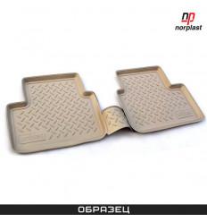 Коврики в салон Nissan Qashqai NPA01-C61-601-B
