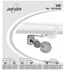 Электрика оригинальная на Volkswagen Caravelle/Multivan/T5/T6 12270548