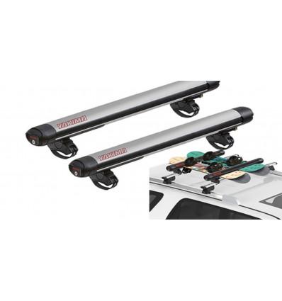 Багажник для лыж и сноубордов Yakima Whispbar FatCat 6 Silver YA/8003097