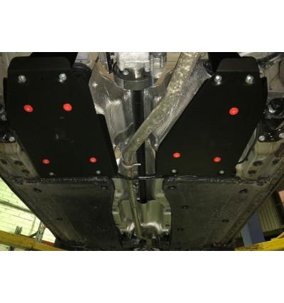 Защита топливного бака Volkswagen Tiguan 26.3731