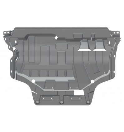 Защита картера и КПП Volkswagen Tiguan 26.3334