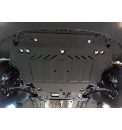 Защита картера и КПП Volkswagen Caddy 26.3102
